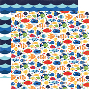 Aquatic Fun Paper - Under The Sea - Echo Park
