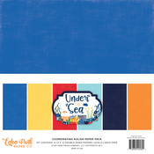 Under the Sea Solids Pack - Echo Park