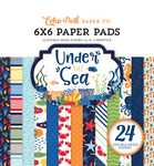 Under the Sea 6x6 Paper Pad - Echo Park