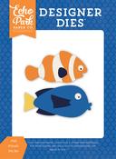 Fish Friends Die Set - Under The Sea - Echo Park