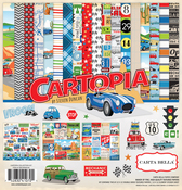 Cartopia Collection Kit  - Carta Bella