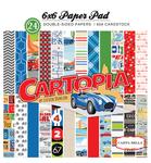 Cartopia 6x6 Paper Pad - Carta Bella