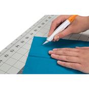 Orange/White - Fiskars Easy Change Fabric Knife