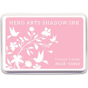 Cotton Candy - Hero Arts Midtone Shadow Ink Pad