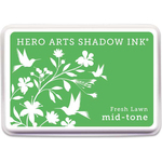 Fresh Lawn - Hero Arts Midtone Shadow Ink Pad