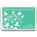 Antiqua - Hero Arts Midtone Shadow Ink Pad