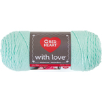 Minty - Red Heart With Love Yarn