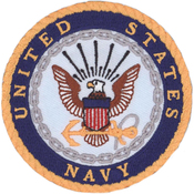 "Navy 3"" - C&D Visionary Patch"