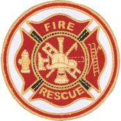 "Fireman 3"" - C&D Visionary Patch"