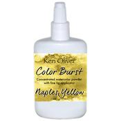 Naples Yellow - Ken Oliver Color Burst Powder 6gm