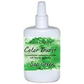 Sap Green - Ken Oliver Color Burst Powder 6gm