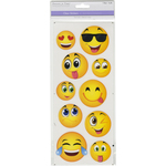 Large Emojis - MultiCraft Classic Theme Clear Stickers