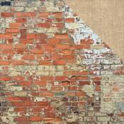 Brickwork Paper - Basecoat 4 - Kaisercraft