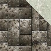 Metal Panels Paper - Basecoat 4 - Kaisercraft