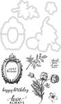 Sage & Grace Dies & Stamps - Kaisercraft