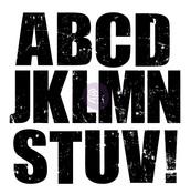 Alpha Decor Stamps - IOD