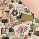 Collage Paper - Keepsake - Kaisercraft