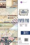 St Tropez A4 Paper Pad - Prima -