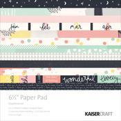 Daydreamer 6.5x6.5 Paper Pad - Kaisercraft