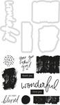 Daydreamer Dies & Stamps - Kaisercraft