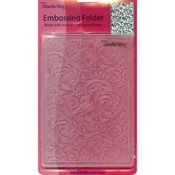 """Scrollworks - Crafts-Too Embossing Folder 4""""X6"""""""