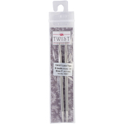 """Size 7/4.5mm - TWIST Red Lace Interchangeable Tips 5"""""""