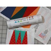 60 Degree Tri-Angles - Sew & Fold 50'