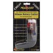 60mm Left-Handed - Ergo 2000 Rotary Cutter
