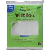 "White 45""X60"" - Fusible Fleece"