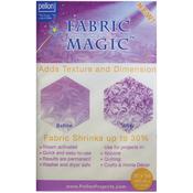 "White 30""X1yd - Fabric Magic Shrinking Interfacing"