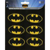 """Batman Insignia 6/Pkg 2"""" - DC Comics Patch"""