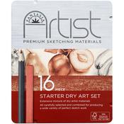 Fantasia Dry Art Starter Tin 16pc