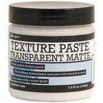 Transparent Matte - Texture Paste 4oz