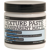 Transparent Matte - Texture Paste 4oz