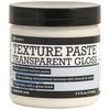 Transparent Gloss - Texture Paste 4oz