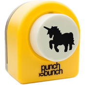 Unicorn - Punch Bunch Large Punch Approx. 1.25""