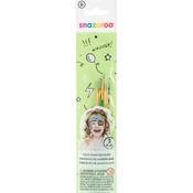 Green - Snazaroo Face Paint Starter Brushes 3/Pkg