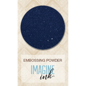 In The Navy - Blue Fern Studios Embossing Powder 1oz