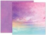 Summer Lights Paper 2 - Pink Paislee