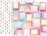 Summer Lights Paper 7 - Pink Paislee