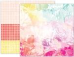 Summer Lights Paper 8 - Pink Paislee