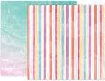 Summer Lights Paper 9 - Pink Paislee