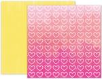 Summer Lights Paper 11 - Pink Paislee