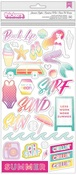 Summer Lights Icon Holographic Thickers - Pink Paislee