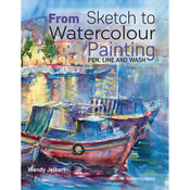 From Sketch To Watercolour Painting - Search Press Books