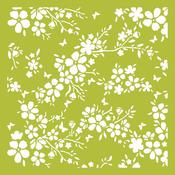 """Bloom Designer Template 6""""X6"""" - Kaisercraft"""