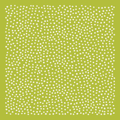 "Spotty Designer Template 6""X6"" - Kaisercraft"