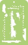 "Grunge Film Mini Designer Templates 3.5""X5.75"" - KaiserCraft"