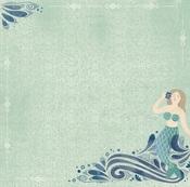Fantasy Paper - Down By The Sea - Bo Bunny
