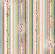 Stripe Paper - Serendipity - Bo Bunny